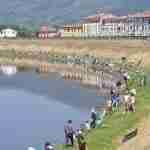Sport fishing in Arno
