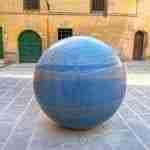 The art in Peccioli