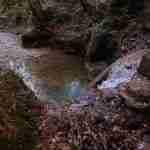 Ghiaccione Falls